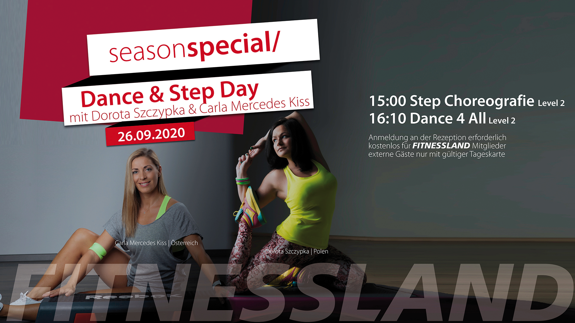 Dance & Step Special Day Tv